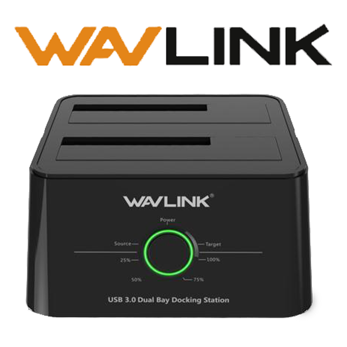 wavlink docking bay station review