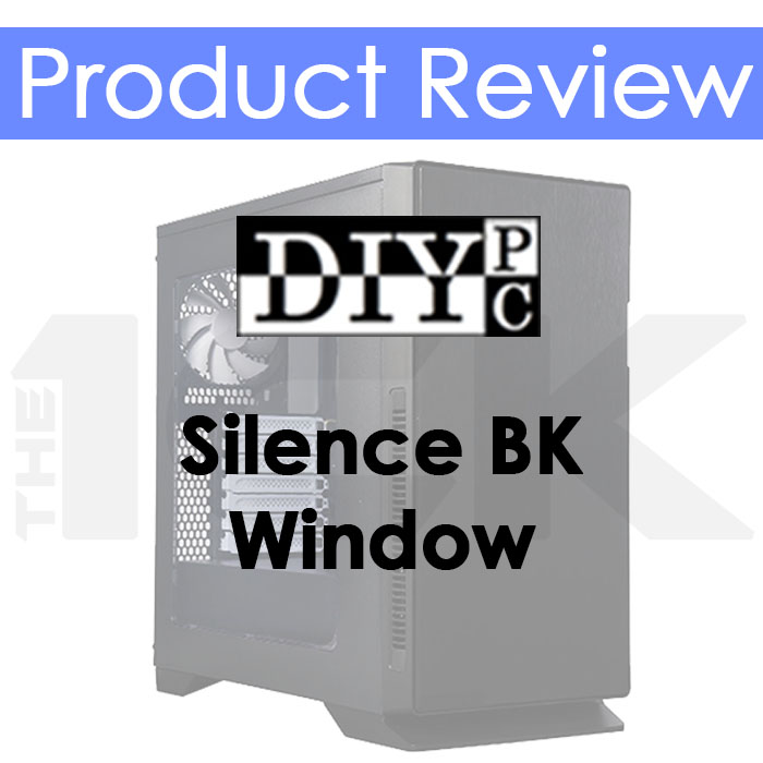 DIYPC silence bk computer case review