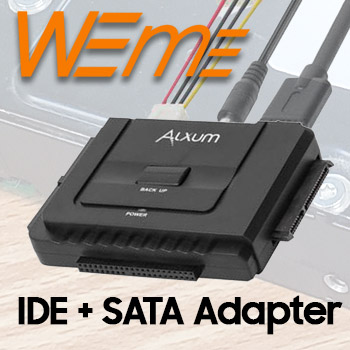 weme ide and sata adapter blog post