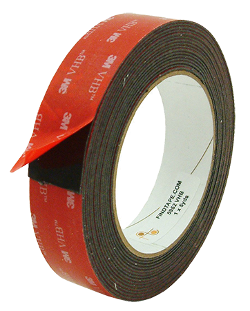 3M VHB double sites tape adhesive