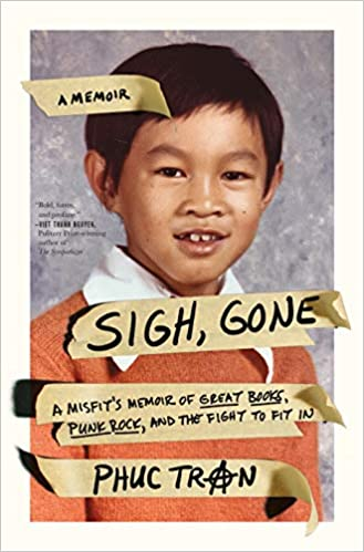 sigh gone book cover